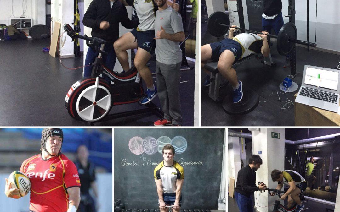 Valoración EFAB de Juan Anaya, integrante selección nacional Rugby