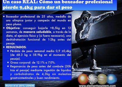 Boxeador profesional pérdida peso.026 copia