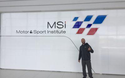 Visitamos el MSI Motor & Sport Institute