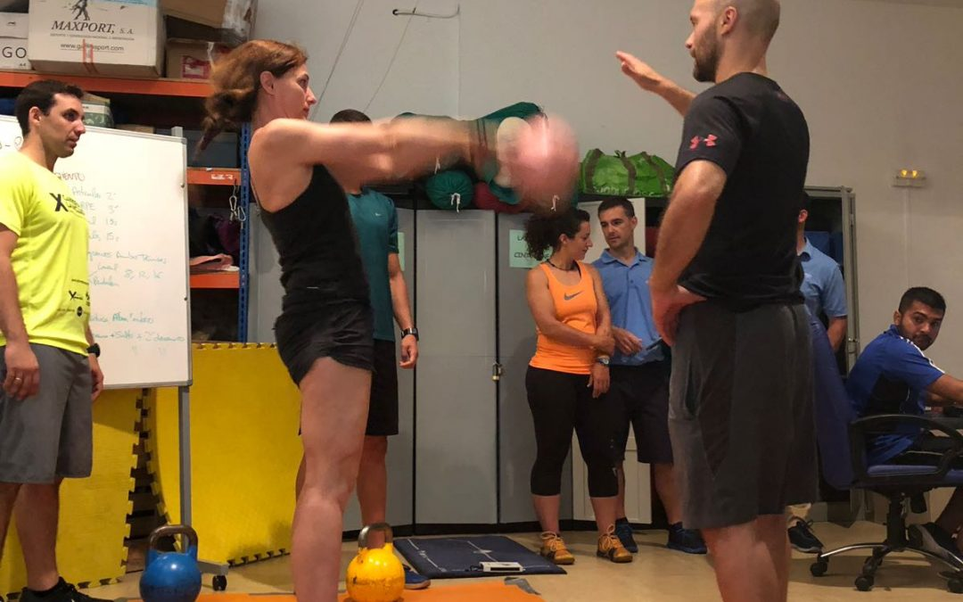 KETTLEBELL SWING PROJECT