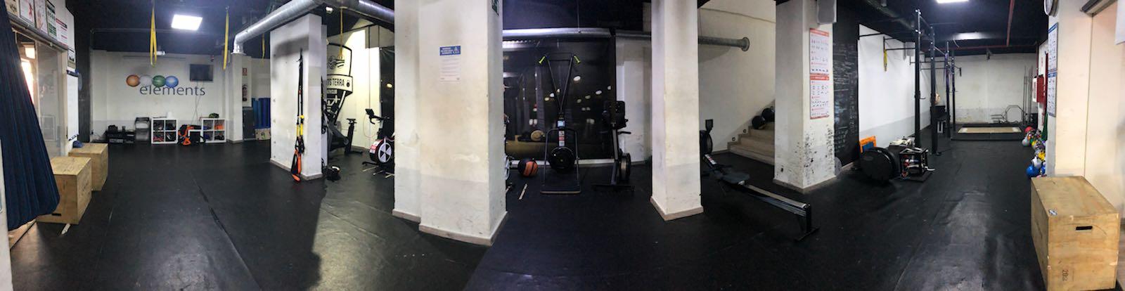 Rebel Gym 3