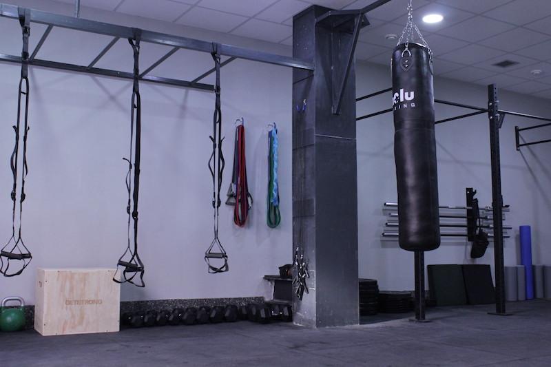 Bunker laboratorio 2