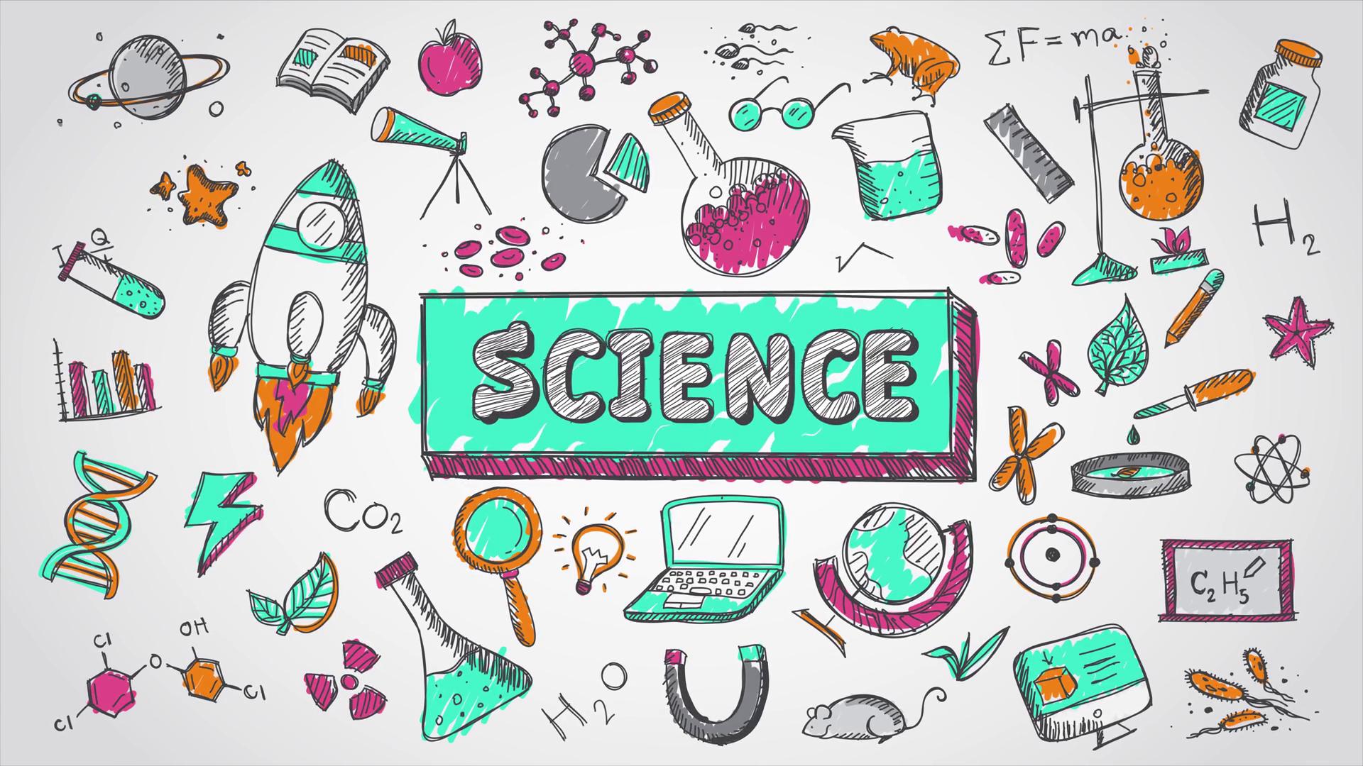 Póster Científicos