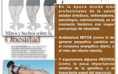 ARTÍCULO LIBRE ACCESO: OBESIDAD, MITOS Y HECHOS.
