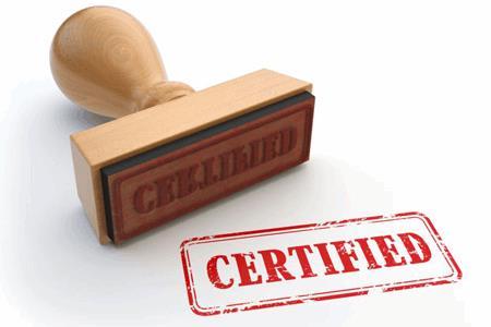 Proceso de Certificación ONLINE