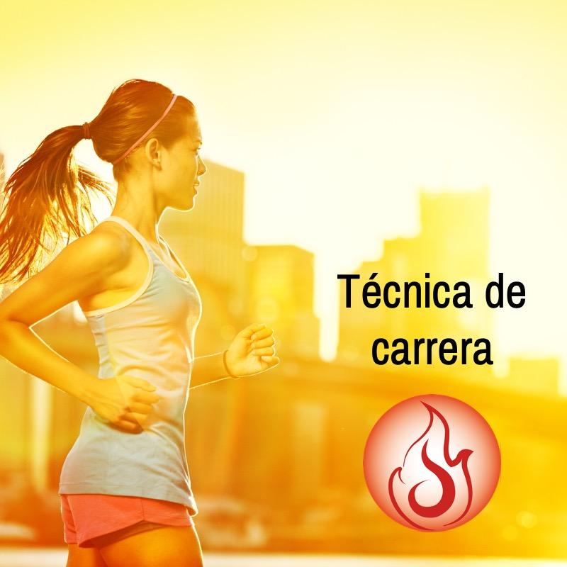 5.- Técnica de Carrera