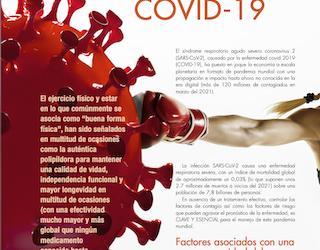 EL EJERCICIO ES ESENCIAL EN LA LUCHA FRENTE AL COVID19