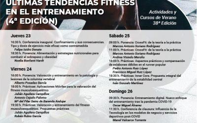 ÚLTIMAS TENDENCIAS FITNESS EN EL ENTRENAMIENTO